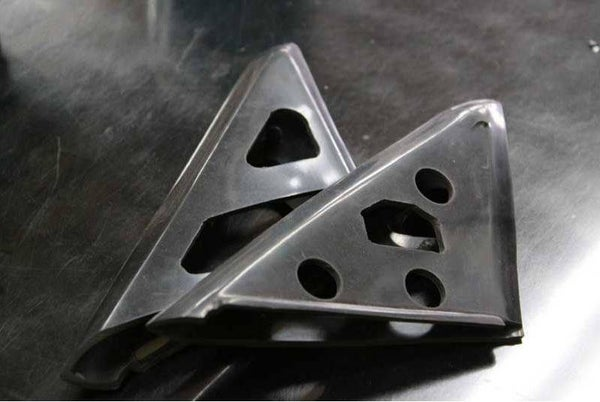 Image of Z31 Replacement Mirror Triangle Gasket Set