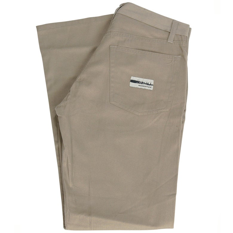 Image of DOMEstics. Made in USA Khaki MidWeight Pants