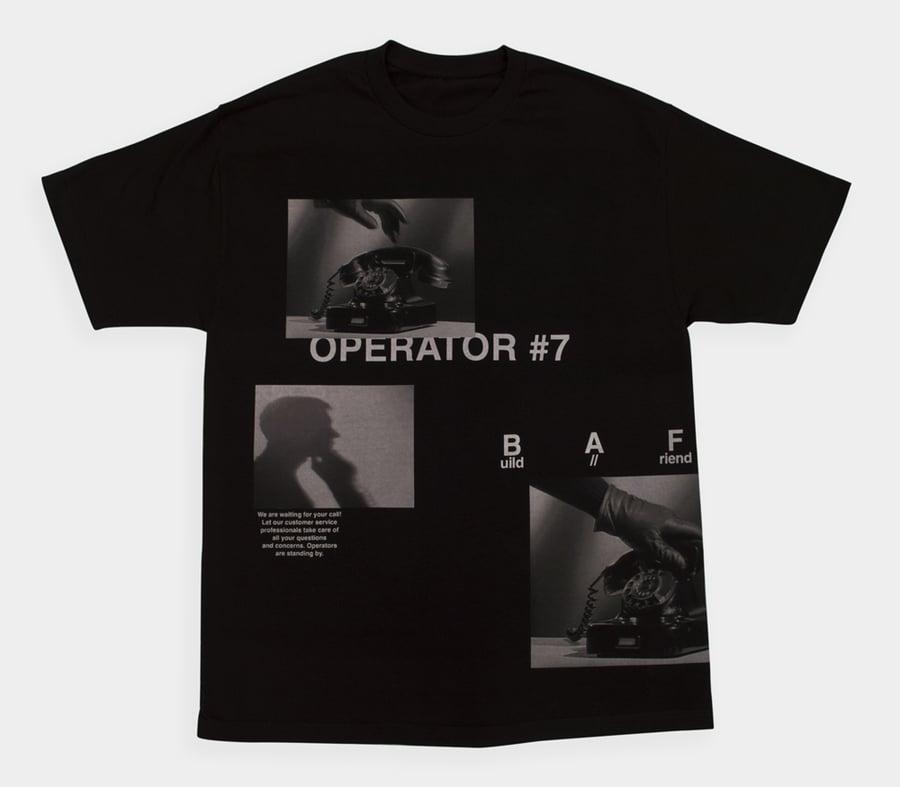 Image of Operator #7 Tee