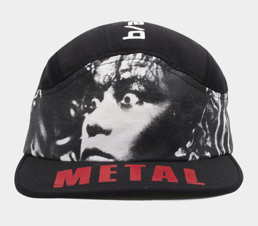 Image of Metal Fetishist Cap Black