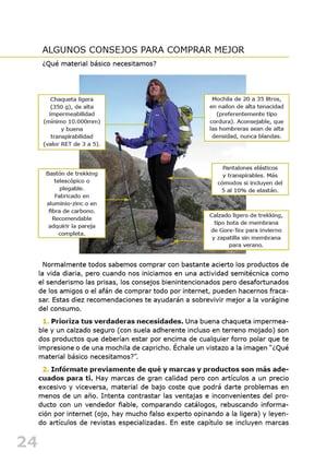 Image of Senderismo. Cómo inciarse y mejorar