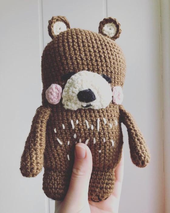 Image of Bruno Bear