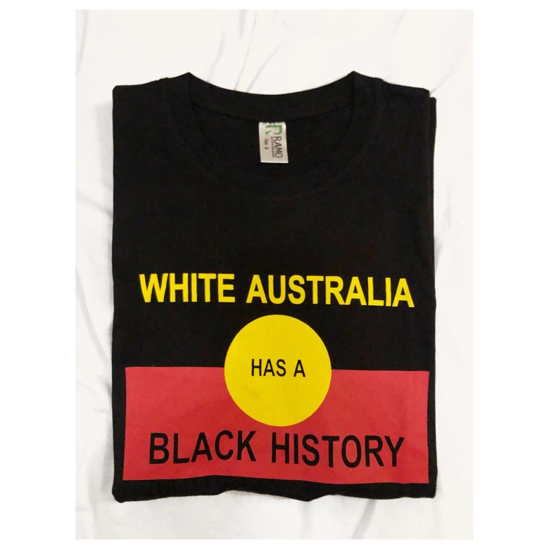 Image of White Australia Has A Black History