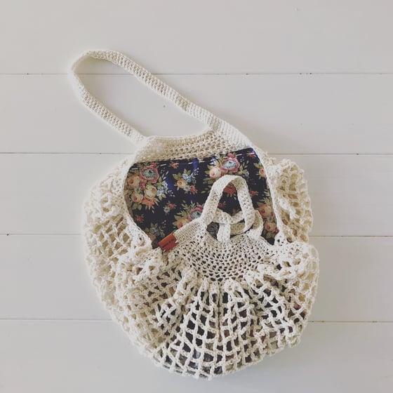 Image of Lined Market Bag