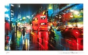 Image of 'London Lights' - Limited edition print