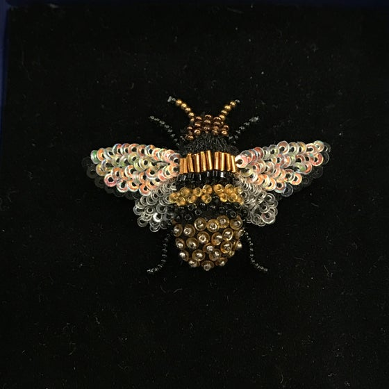 Image of Honey Bee Brooch