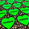 Horror Heart (Decal)