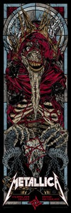 Image of METALLICA - HORSEMEN gigposters - PLAGUE