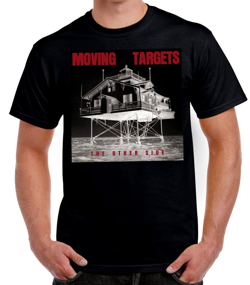 Image of MOVING TARGETS - THE OTHER SIDE T SHIRT OFFER