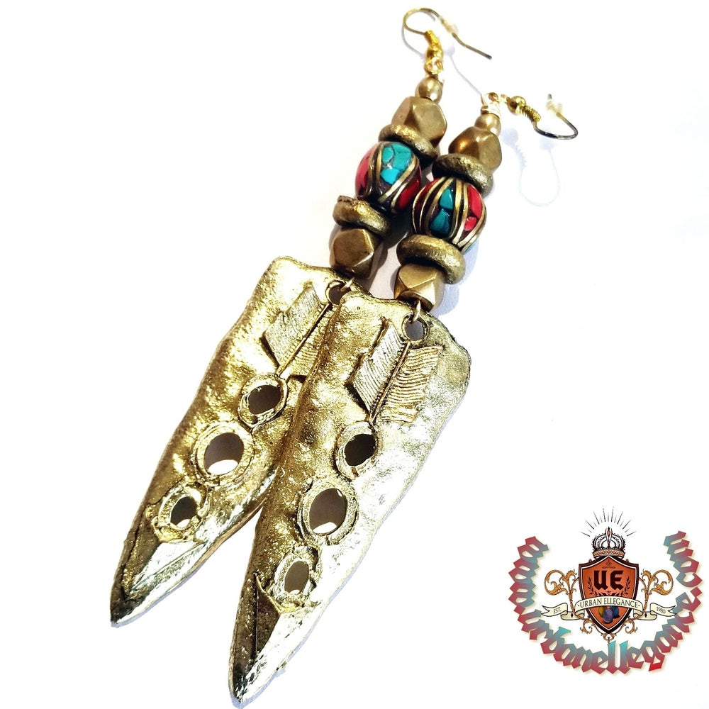 Image of Dharma Spears Earrings
