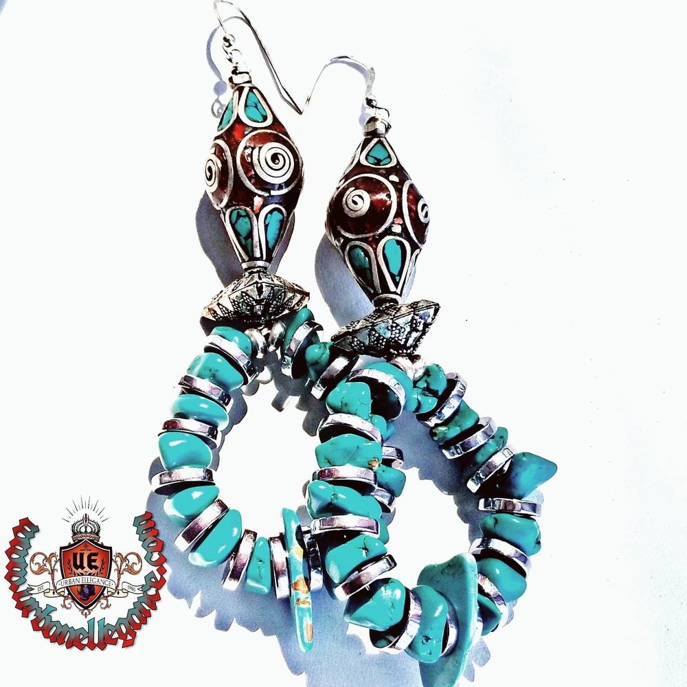 Image of Dharma Infinity Earrings