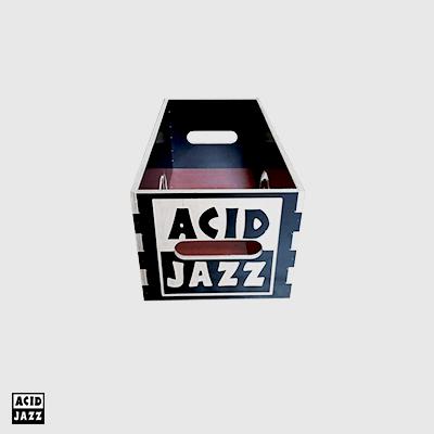 "Image of Acid Jazz 7"" Record Boxes"