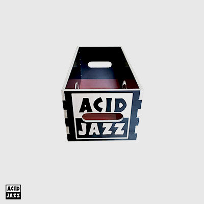 "Image of Acid Jazz 7"" Record Boxes"