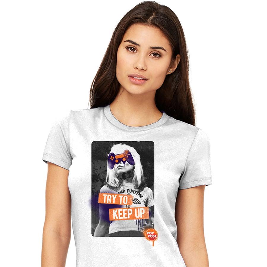 Image of Pop-Post Punk T-Shirt