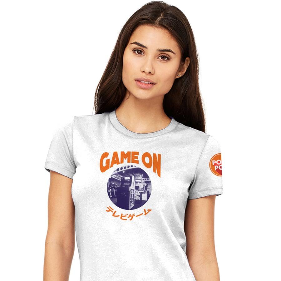 Image of Pop-Post Japanese T-Shirt
