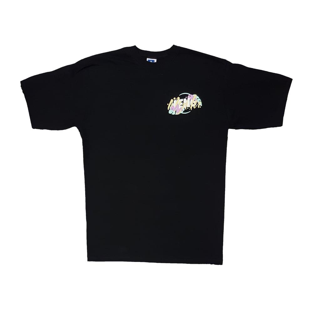 Image of Summer 18 - Black T-Shirt