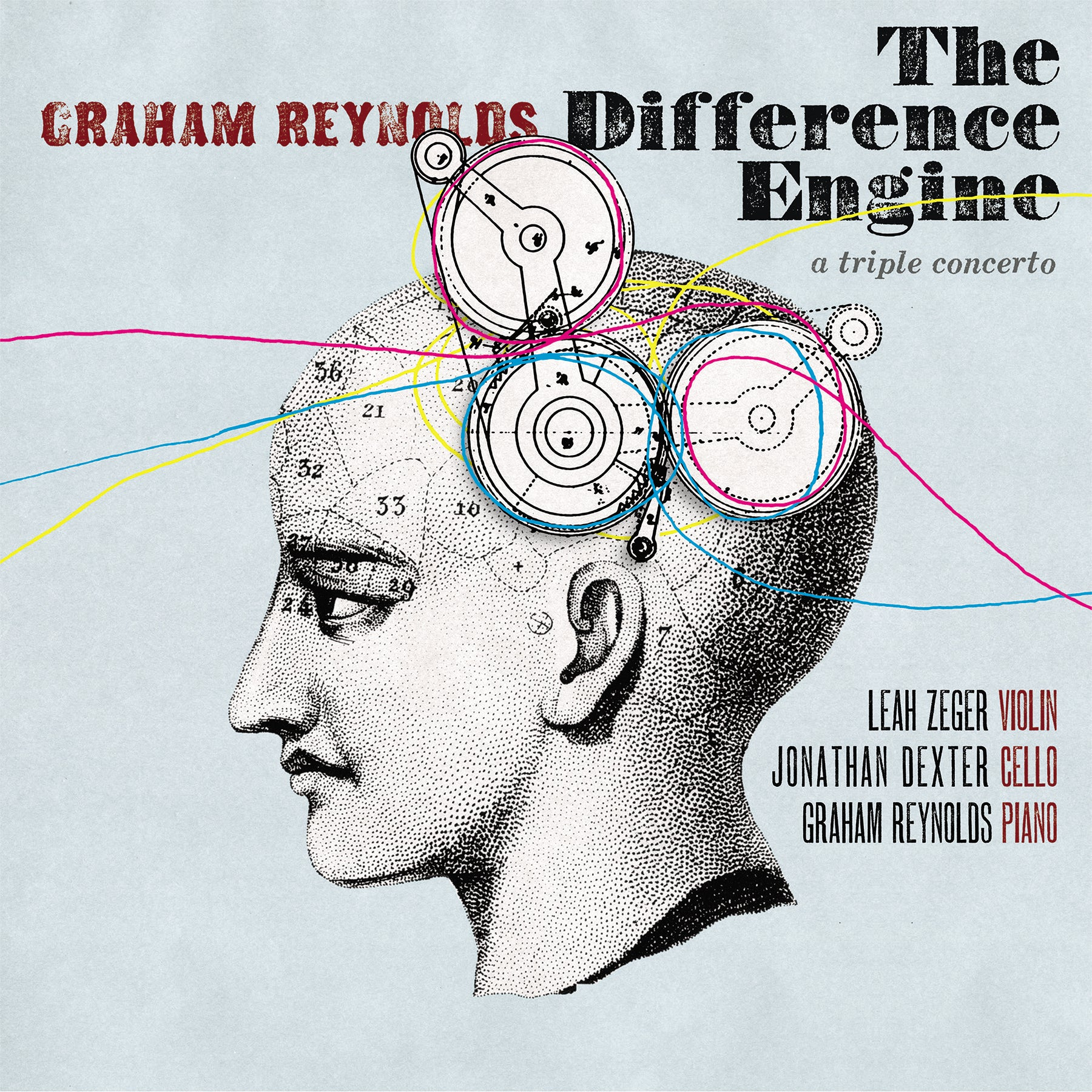 Graham Reynolds The Difference Engine Sonic Surgery Records