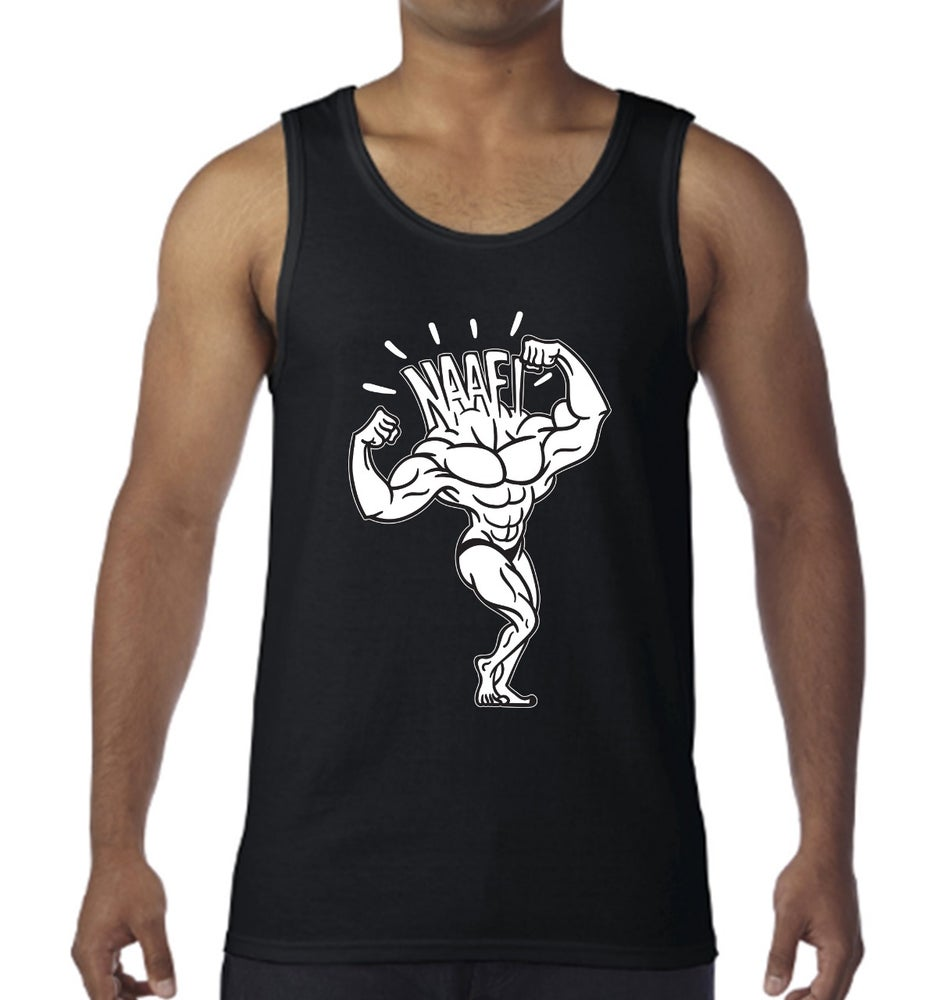 Image of NAAFI Musculoca - TANK TOP