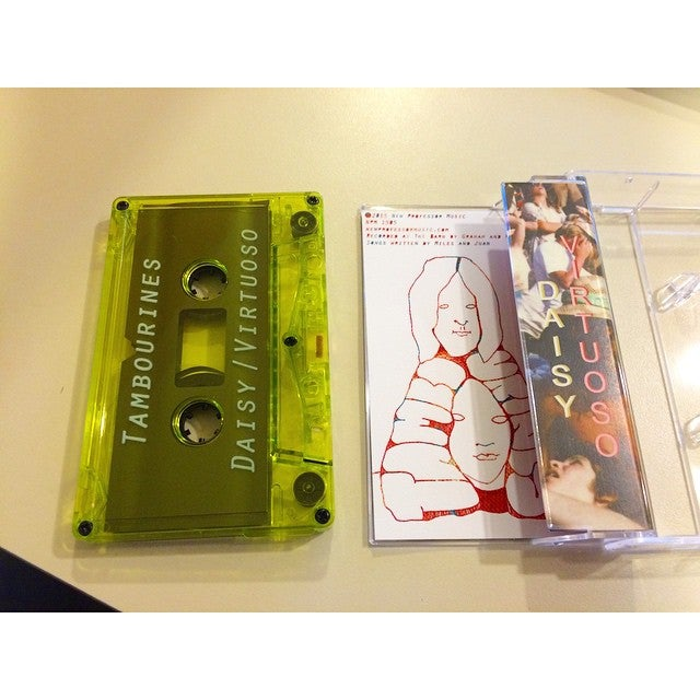 Image of SELF TITLED Cassette Tape