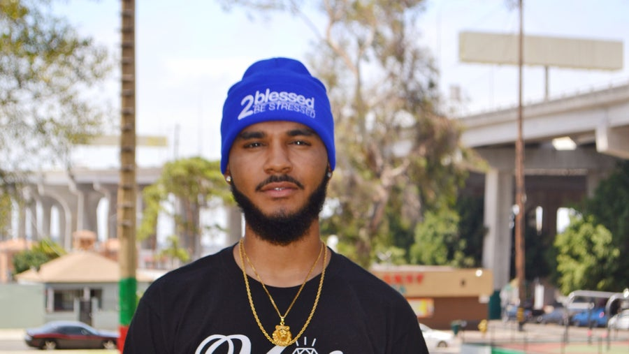 Image of Royal Blue 2B2BS Beanie