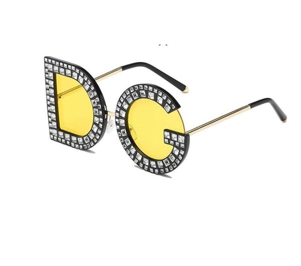 Image of DG yellow tint Sunnies