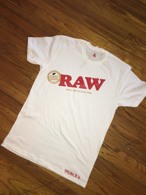 Image of RAW EVERYTHING T-Shirt
