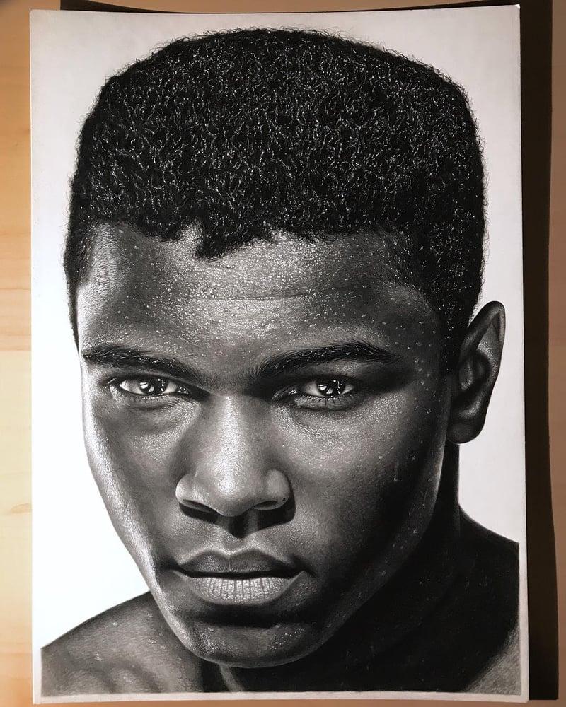 Image of Muhammad Ali (Print)
