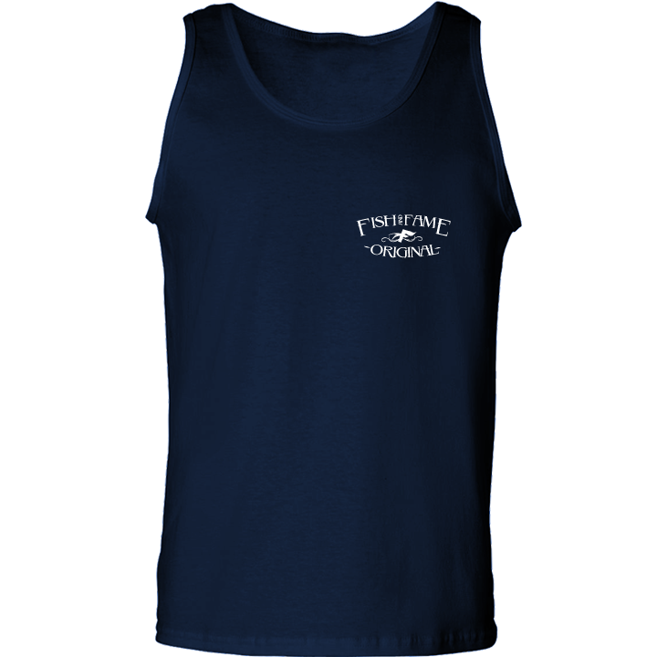 Image of No Boundaries Tank Top (navy)