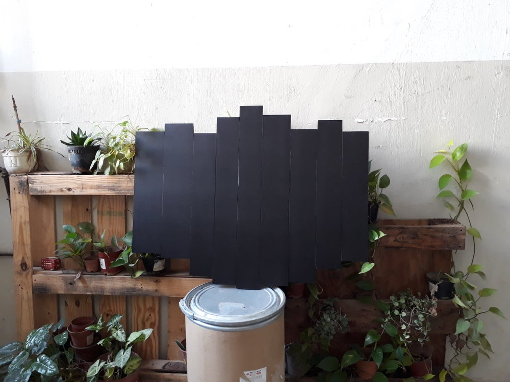 Image of Unique Wall Chalkboard