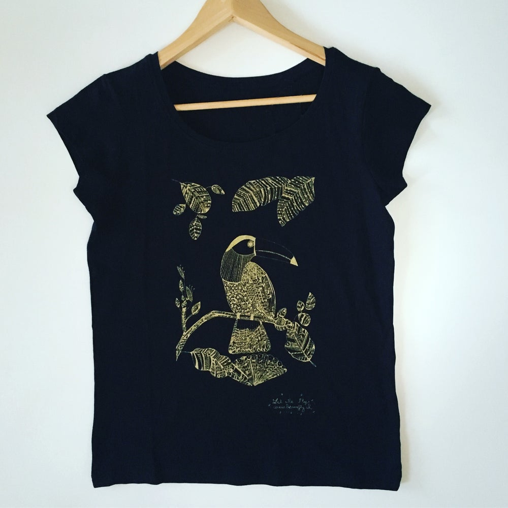 Image of Teeshirt *Toucan*