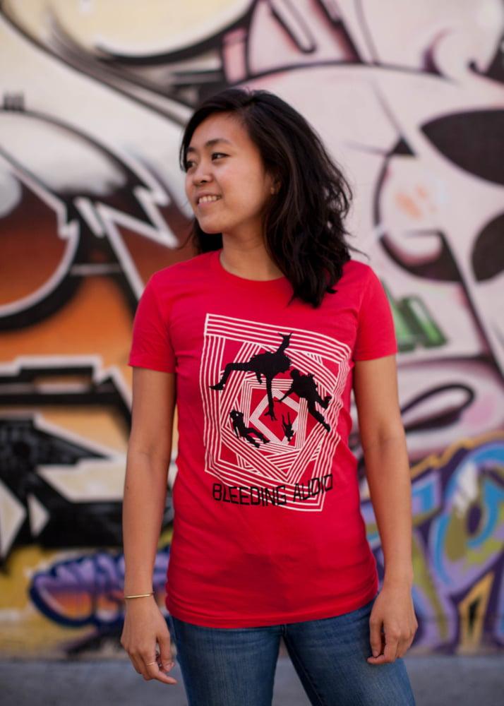 Image of Bleeding Audio T-Shirt - Women's