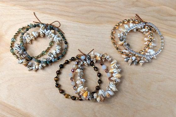 Image of Seashell Bracelet Sets