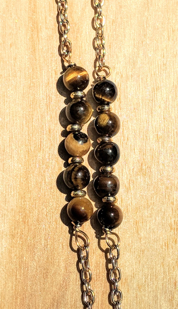 Image of Tiger Eye Pendant