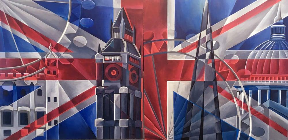 Image of Union Jack Duo