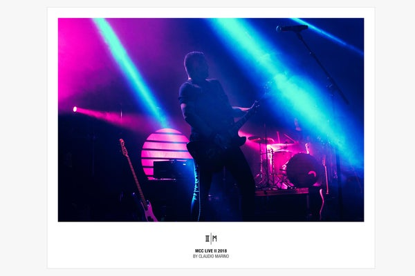 Image of MCC Live II 2018