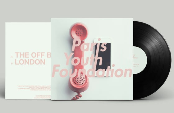 "Image of The Off Button / London 7"" Vinyl"
