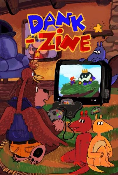 Image of Dank Zine Issue 16