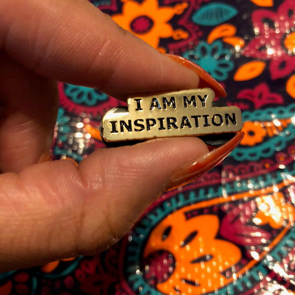 Image of I AM MY INSPIRATION