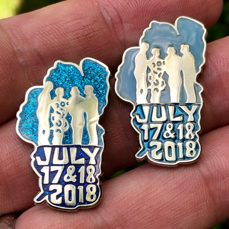Image of Tahoe 2018 pins