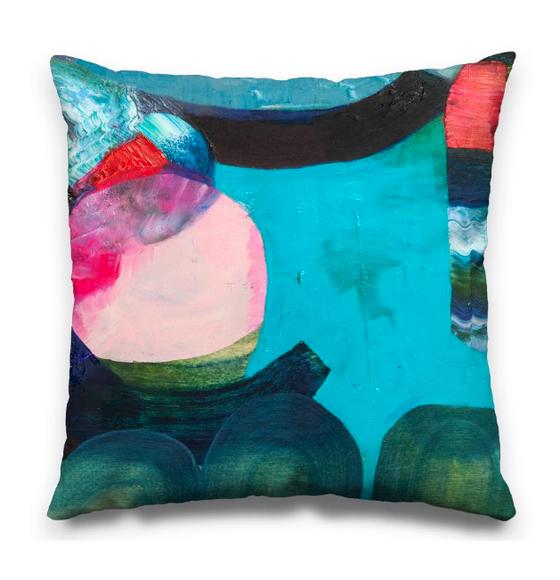 Image of Island Sunrise PIllow