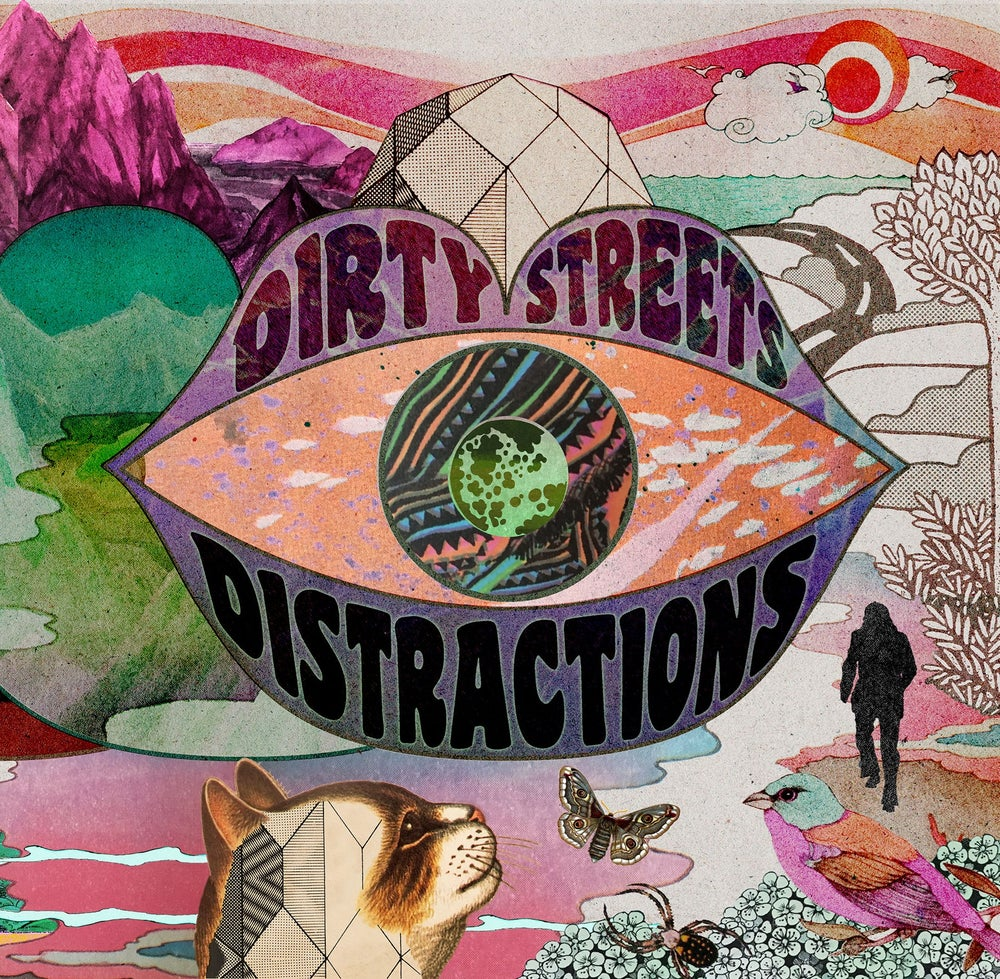 Image of Distractions CD