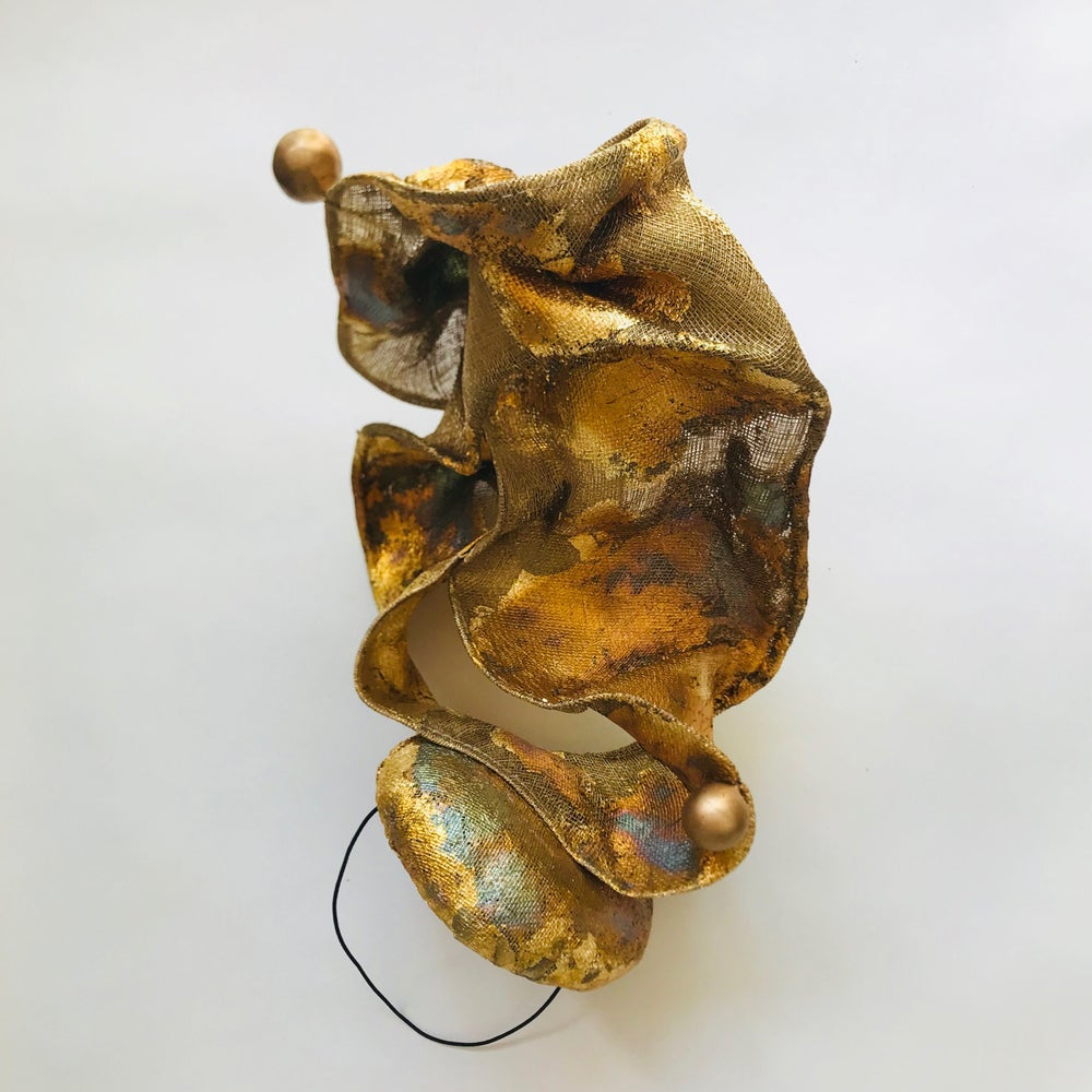 Image of Nebula (Patinated Gold)
