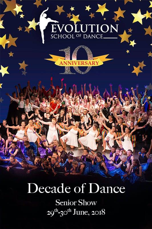 Image of Decade of Dance - Evolution 2018 Senior Show