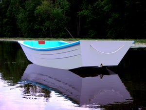 "Image of ""The Little Buddy"" Boat Plans"