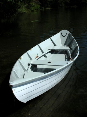 "Image of ""Manuel's Dory"" Boat Plans"