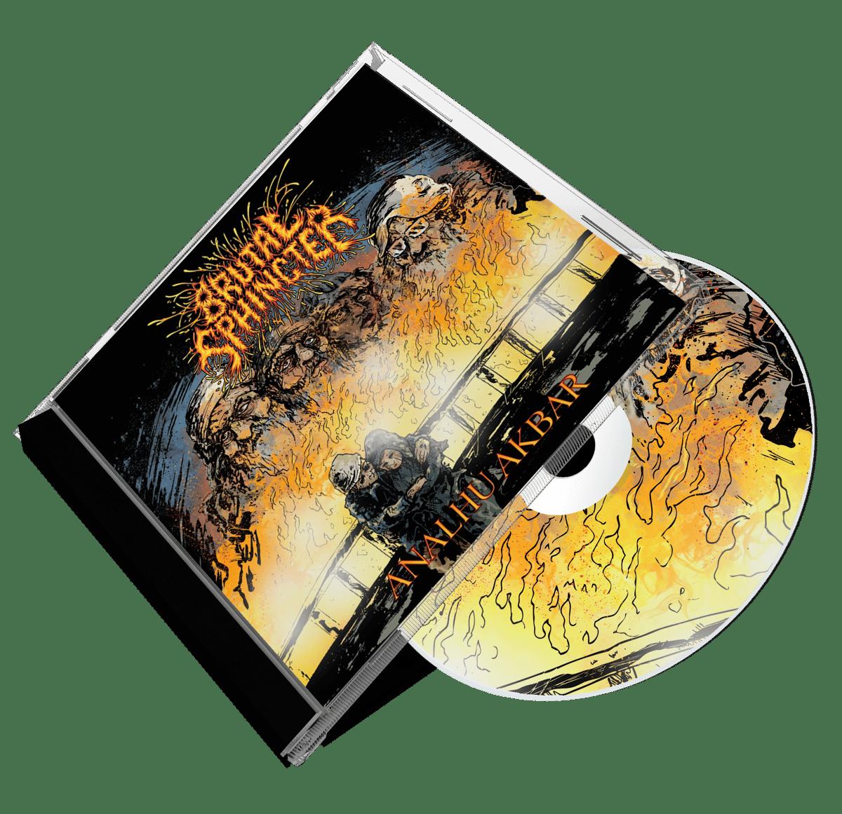 Image of ANALHU AKBAR - CD Format