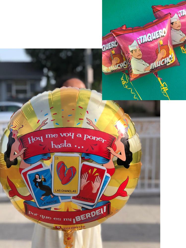 Lotería Berdei / Taquero Bundle