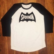 Image of SPIDER-MAN-BATMAN-MAN - Benno *baseball
