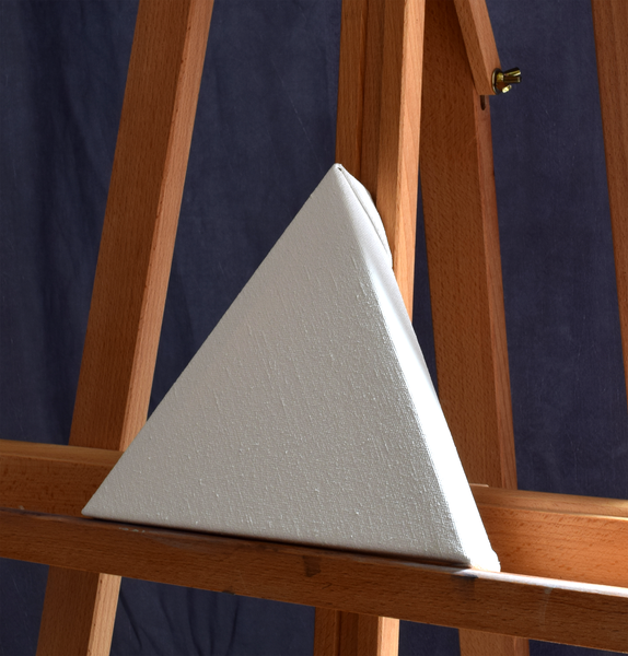 Image of Triangle Canvas