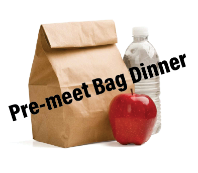Image of Pre-meet Bag Dinner Add On